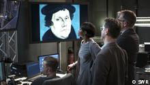 DW Doku   Filmstill   9481 Luther Matrix - Teil 1
