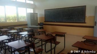 Lehrerstreiks in Luanda -Angola