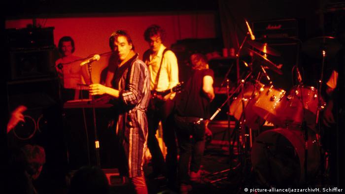 Iggy Pop (picture-alliance/jazzarchiv/H. Schiffler)