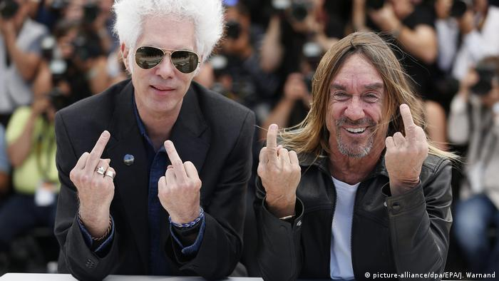 Iggy Pop (picture-alliance/dpa/EPA/J. Warnand)