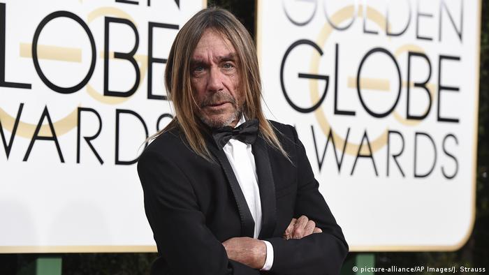 Iggy Pop (picture-alliance/AP Images/J. Strauss)