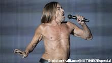 Iggy Pop (picture-alliance/NOTIMEX/Especial)