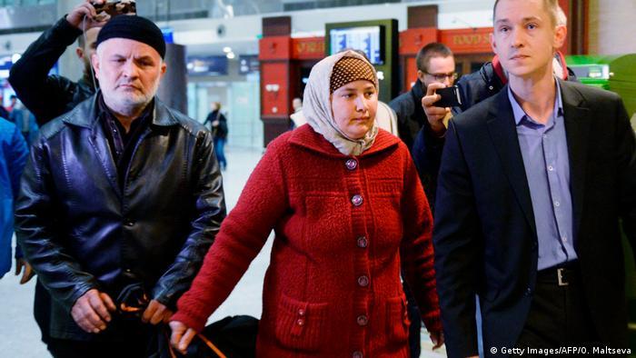 Russland St. Petersburg Metro Anschlag (Getty Images/AFP/O. Maltseva)