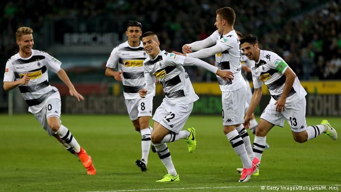 Deutschland Bundesliga Borussia Mönchengladbach vs Hertha BSC