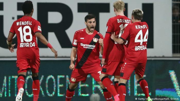 Bundesliga   27.Spieltag   SV Darmstadt 98 vs Bayer 04 Leverkusen