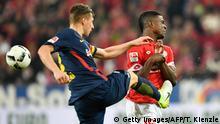 Bundesliga   27.Spieltag   FSV Mainz 05 vs RB Leipzig