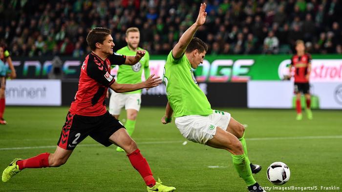 Bundesliga   27.Spieltag   Wolfsburg vs Freiburg