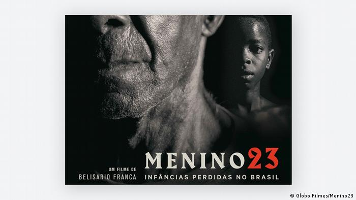 Cartaz de Menino 23 (Globo Filmes/Menino23)