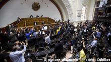 Venezuela - Parlament will Oberstes Gericht absetzen