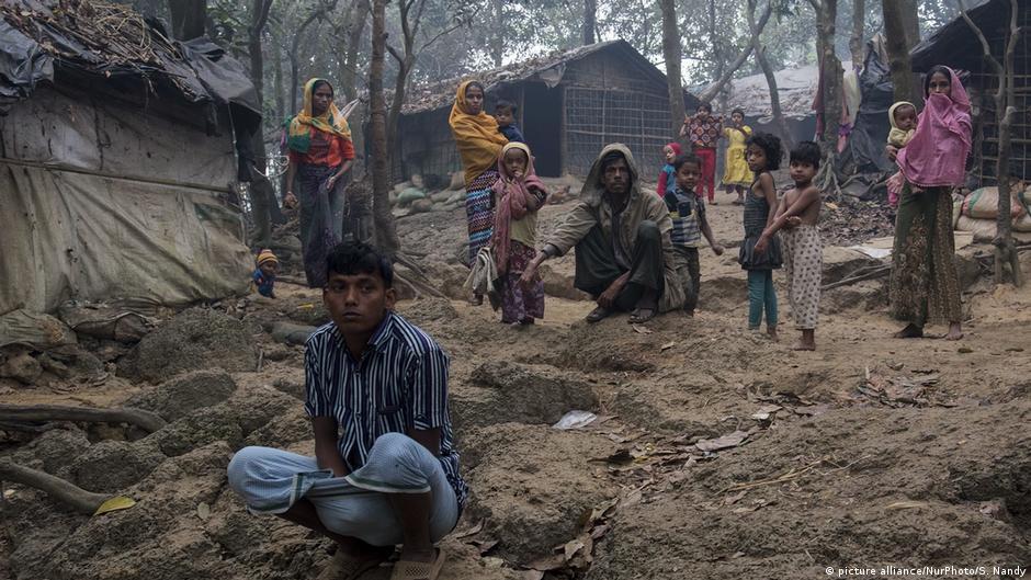 中國為何支持緬甸政府?羅興亞人衝突地,正是中國投資區
