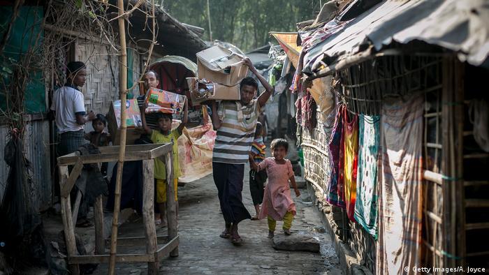 Bangladesch - Rohingya-Konflikt (Getty Images/A. Joyce)