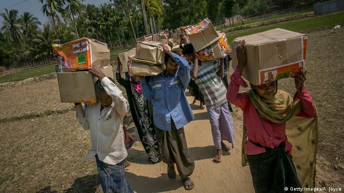 Bangladesch - Rohingya-Konflikt