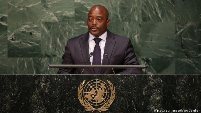 DRC: No elections until 2019 !