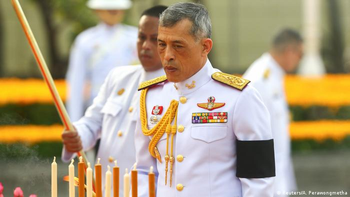 Thailand König Maha Vajiralongkorn (Reuters/A. Perawongmetha)