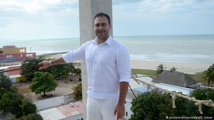 Kolumbiens Tourismusboom Migele Cinque