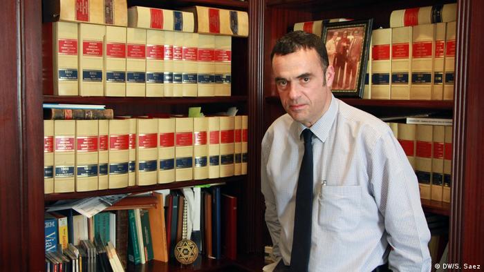 Baskenland ETA kündigt Entwaffnung an Ruben Mugica