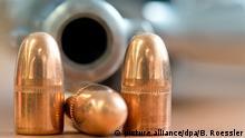 Deutschland PK Zoll zieht Bilanz | Munition
