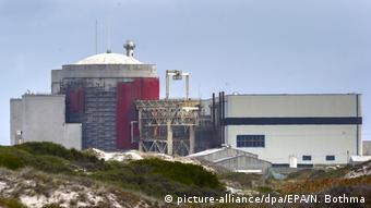 Südafrika Atomkraftwerk Koeberg nahe Kapstadt