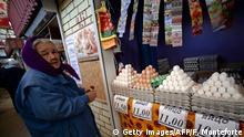 Ukraine Markt in Simferopol