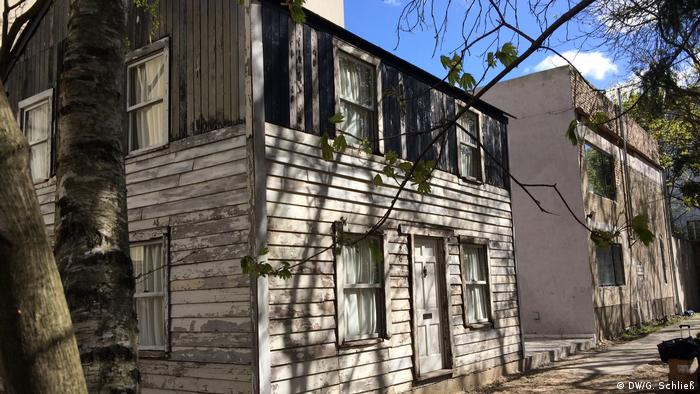 Rosa Parks Home Moved
