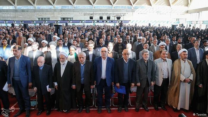 Iran, Wahlen (Tasnim)
