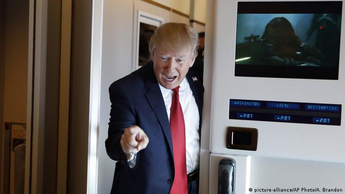 USA Donald Trump (picture-alliance/AP Photo/A. Brandon)