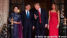 USA China - Trump trifft Xi