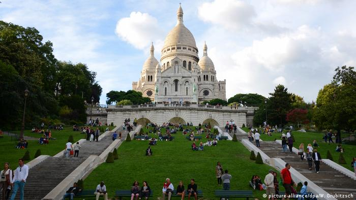 France, Paris - Sacre-Coeur (picture-alliance/dpa/W. Grubitzsch)