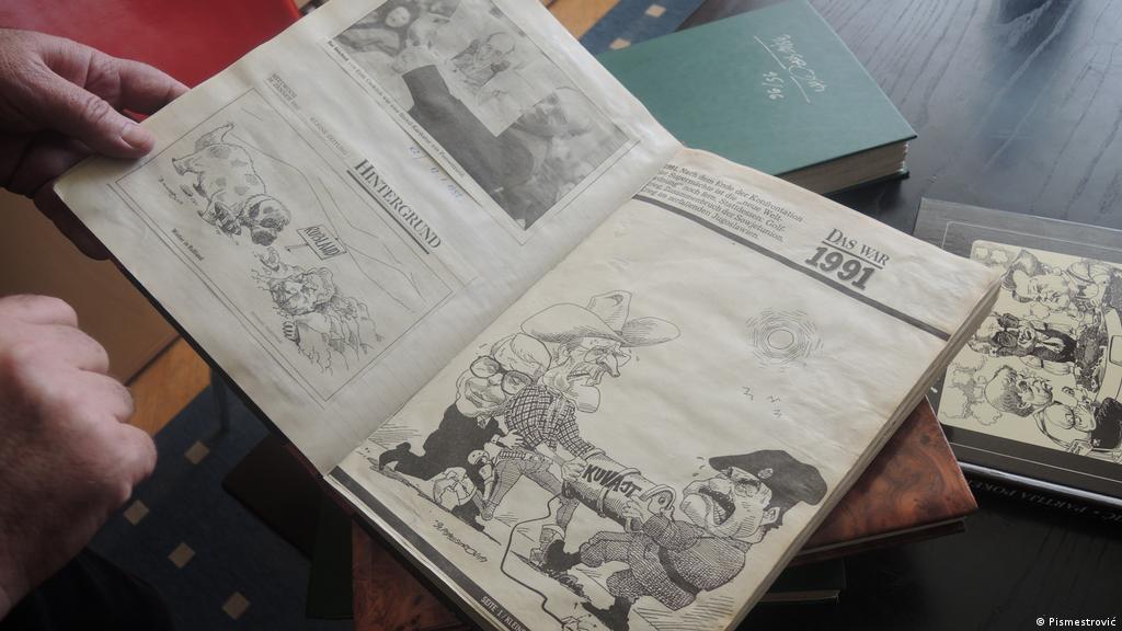 Karikature stranica za upoznavanje