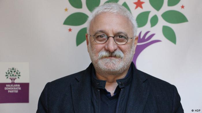 Saruhan Oluç - Ein Abgeordnete der pro kurdischen Partei HDP in der Türkei