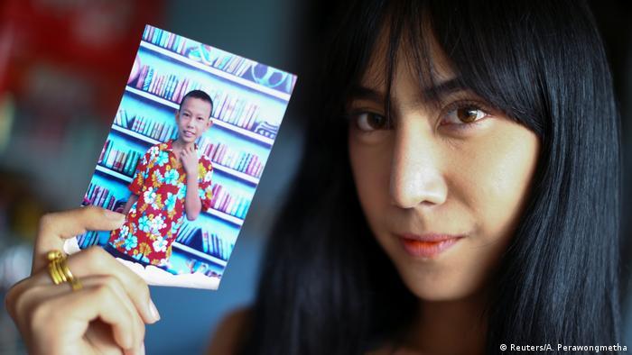 Thailand Transgender Kanphitcha Sungsuk (Reuters/A. Perawongmetha)