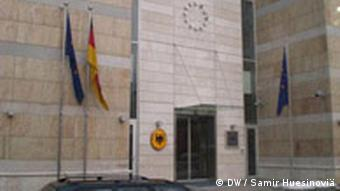 Botschaft Bundesrepublik Deutschland in Sarajevo und Europäische Kommision in Sarajevo