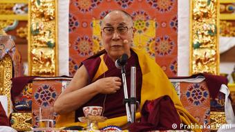 Indien - Der Dalai Lama besucht Arunachal Pradesh