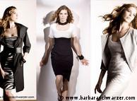 Designs from  Barbara Schwarzer's 2008 spring/summer collection