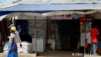 Kleiner Laden in Nhamatanda, Sofala