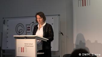 Henrike von Platen, administradora de empresas, ejecutiva y activista alemana.