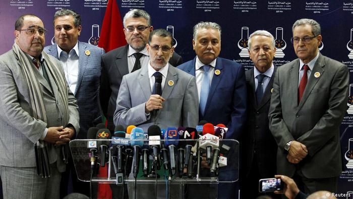 العثماني - حكومة المغرب