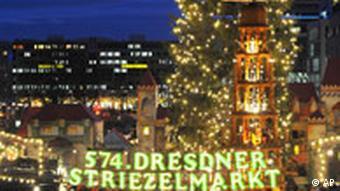 574. Striezelmarkt in Dresden