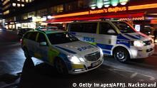 Schweden Stockholm LKW-Angriff