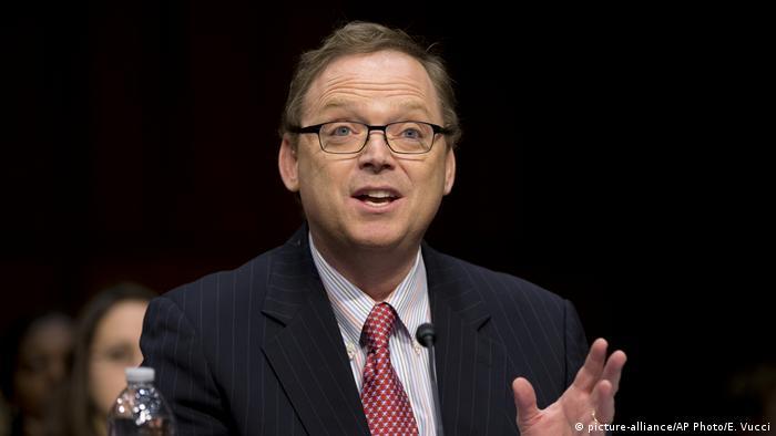 USA Kevin Hassett nominiert zum Vorsitzenden des Wirtschaftsrates (picture-alliance/AP Photo/E. Vucci)