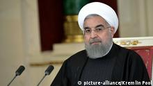 Hassan Rouhani (picture-alliance/Kremlin Pool)