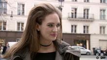 Titel: DW euromaxx Adrienne Jüliger Schlagworte: euromaxx, DW, Model, Adrienne Jüliger, Chanel, Nachwuchs Wer hat das Bild gemacht/Fotograf?: n.n. Wann wurde das Bild gemacht?: 2016 Wo wurde das Bild aufgenommen?: Paris, Frankreich Bildbeschreibung: Portrait Nachwuchsmodel Adrienne Jüliger Copyright: ©DW
