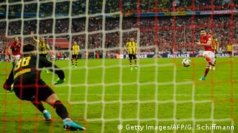 Bundesliga Bayern München vs Borussia Dortmund Elfmeter