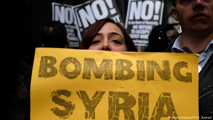 US-SYRIA-CONFLICT-PROTEST (AFP/Getty Images)