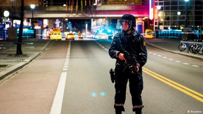 Norwegen Bombenähnlicher Fund in Oslo