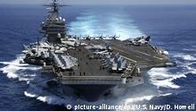 Flugzeugträger USS Carl Vinson