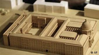 Architektenwettbewerb dür das Humboldtforum in Berlin