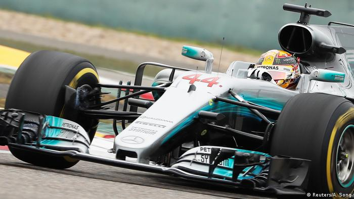 China Formel 1 | Formel 1 Grand Prix China Lewis Hamilton (Reuters/A. Song)