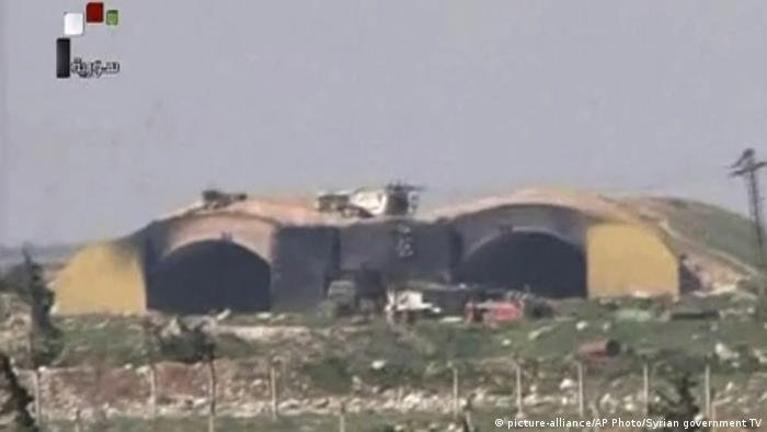 Sirijska vojna baza