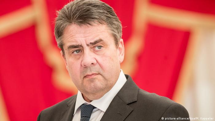Außenminister Sigmar Gabriel (picture-alliance/dpa/M. Kappeler)
